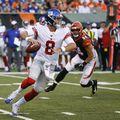 Preseason week 3: Giants 25 Bengals 23