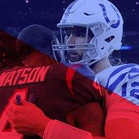 A Colts simán átlépett a Texans-on