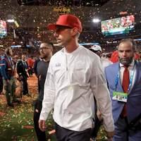 Kyle Shanahan-t 40 ponttal nullázták a Super Bowlok negyedik negyedében
