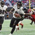 A Falcons-Ravens mérkőzésről