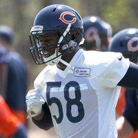 A Bears elsőkörös választottja nem jelent meg az edzőtáborban - RH