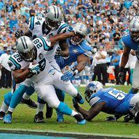 Mérkőzés összefoglaló: Lions 7-24 Panthers