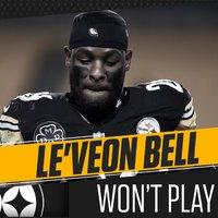 Le'Veon Bell biztosan nem fog pályára az idei szezonban