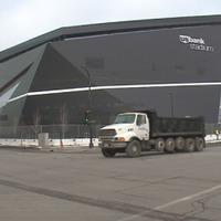 2500 fő számára biztosít munkalehetőséget az új stadion