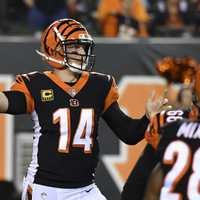 Az első két mérkőzés alapján Super Bowlba jut a Bengals és Andy Dalton lesz az MVP