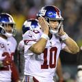 Az Eagles a hosszabbításban gyűrte le a Giants-t