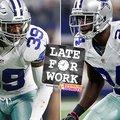A Dallas Cowboys negyed óra alatt két cornerbackjét is elvesztette
