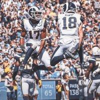 A Rams LA csapata