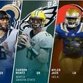 A Browns - Eagles trade utáni Mock Draft