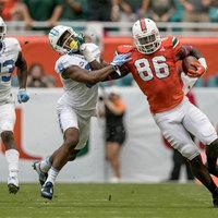 Draft prospectek: David Njoku TE, Miami (Fl.)