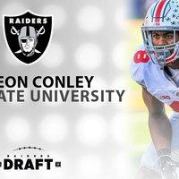A rendőrségi ügye ellenére is Gareon Conley lett a Raiders elsőkörös választottja
