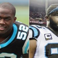 Jon Beason és Charles Johnson fogja bejelenteni 2019-ben az NFL Drafton a Panthers választásait