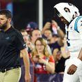 A Panthers reméli, hogy Cam Newton elkerült egy előszezonbeli súlyos sérülést
