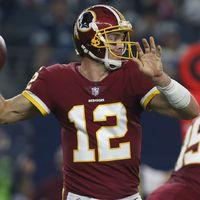 Nem az elsőkörös választott hanem Colt McCoy a Redskins kezdőirányítója