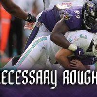 (Un)necessary Roughness avagy a Dolphins kiütése