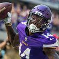 72 millió dollárért hosszabbított a Minnesota Vikings elkapója