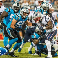Panthers 25 - Patriots 14