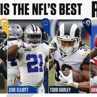 Szavazás: Véleményed szerint ki jelenleg a liga legjobb running backje?