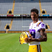 Draft prospectek: Greedy Williams, CB (LSU)