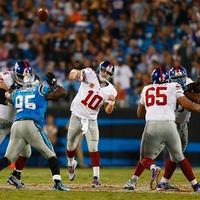Mérkőzés összefoglaló: Panthers 7-36 Giants