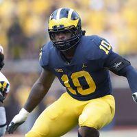 Draft prospectek: Devin Bush Jr., LB (Michigan)