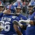A Dolphins ellen 9 mérkőzés után győzni tudott a Giants
