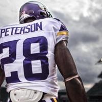 Peterson nem játszik a Lions ellen