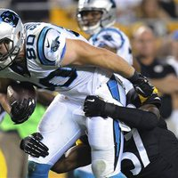 Panthers 23 - Steelers 6
