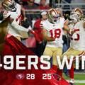 Szoros mérkőzésen maradt veretlen a 49ers (videóösszefoglaló)