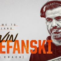 Kevin Stefanski a Browns vezetőedzője lett