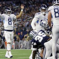 Dallasnak még a Titans is sok volt