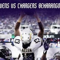 Chargers - Ravens beharangozó