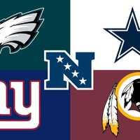 Szavazás: Melyik csapat nyeri az NFC Keleti csoportját?