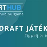Draft nyereményjáték - Eredményhirdetés