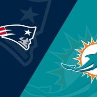 Történelmi kezdés a Patriots-tól és a Dolphins-tól