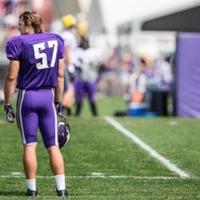 Vikings Training Camp - 20. nap