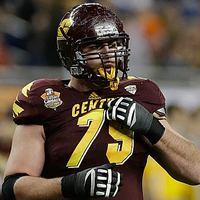 Draft prospect: Eric Fisher (Central Michigan, OT)