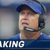 A Buffalo Bills kirúgta Rex Ryan vezetőedzőt