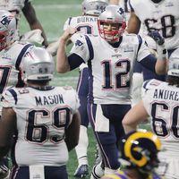 Negatív rekordot hozó mérkőzésen lett hatodjára bajnok a Patriots
