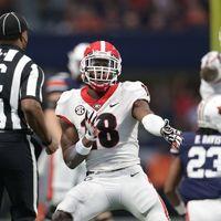 Draft prospectek: DeAndre Baker, CB (Georgia)