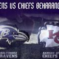 Chiefs - Ravens beharangozó