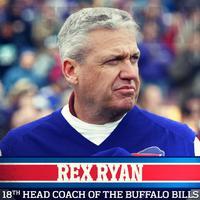 Hivatalos: Rex Ryan a Buffalo Bills vezetőedzője