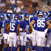 Preseason week 1: Jets 22 Giants 31