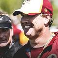 Hivatalos: Jay Gruden marad a Washington Redskins vezetőedzője