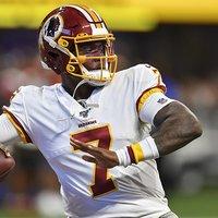 Dwayne Haskins a Redskins kezdője a szezon végéig