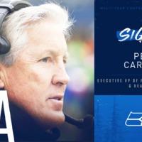 A Seattle Seahawks 2021-ig hosszabbított Pete Carroll-al