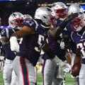 A Patriots szerezte a legtöbb és engedte a legkevesebb pontot