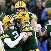Pont és yardrekord az elején, a szokásos Packers fordítás a végén