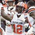 A Browns elküldte a problémás elkapóját