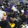 Ravens-Steelers meccsértékelő